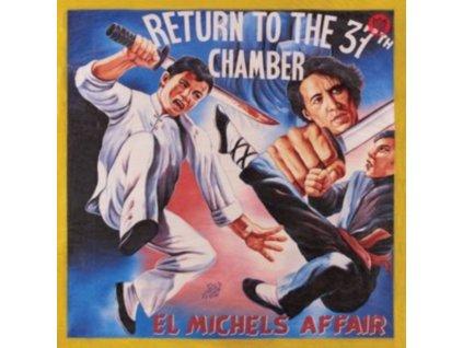 EL MICHELS AFFAIR - Return To The 37Th Chamber (CD)