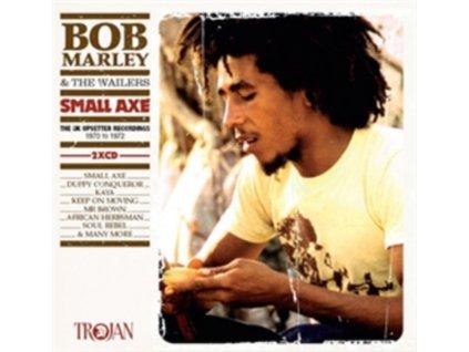 BOB MARLEY & THE WAILERS - Small Axe (CD)