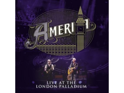 AMERICA - Live At The London Palladium (CD)