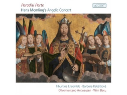 TIBURTINA ENSEMBLE / BARBORA KABATKOVA - Hans Memlings Angelic Concert (CD)