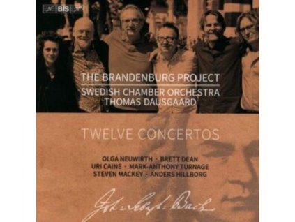 SWEDISH CO / DAUSGAARD - The Brandenburg Project: Twelve Concertos (SACD)