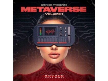 KRYDER - Metaverse. Volume 1 (CD)