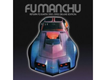 FU MANCHU - Return To Earth (CD)