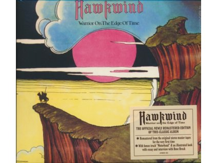 HAWKWIND - Warrior On The Edge Of Time (CD)