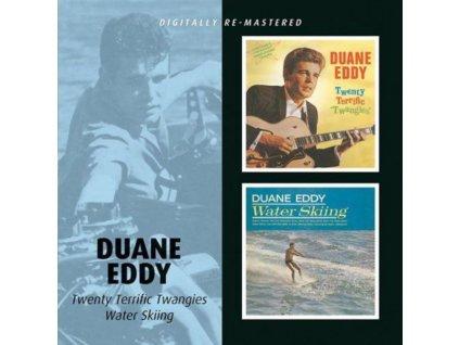 DUANE EDDY - Twenty Terrific Twangieswater Skiing (CD)