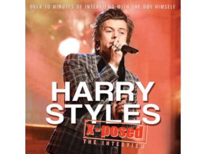 HARRY STYLES - X-Posed (CD)