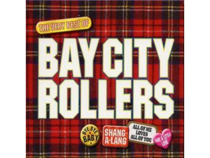 BAY CITY ROLLERS - The Very Best Of (CD)