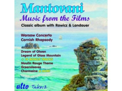 MANTOVANI AND HIS ORCHESTRA - Music From Films: Warsaw Concerto / Dream Olwen Etc (CD)