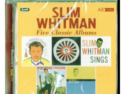 SLIM WHITMAN - Five Classic Albums (CD)