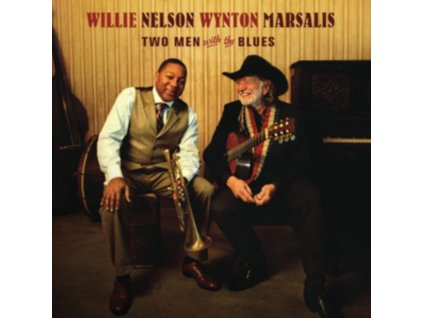 WILLIE NELSON/WYNTON MARSALIS - Two Men With The Blues (CD)