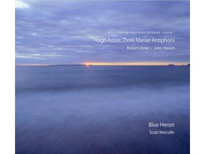 BLUE HERON CHOIRMETCALFE - Astonjonesmasonpeterhouse Vol 1 (CD)