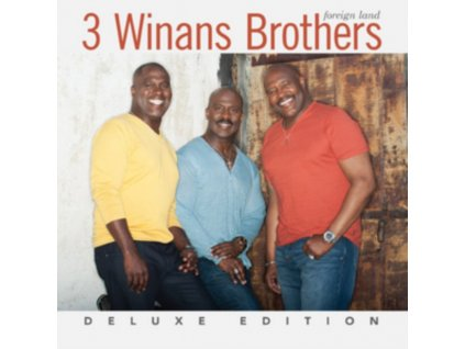 3 WINANS BROTHERS - Foreign Land (CD)
