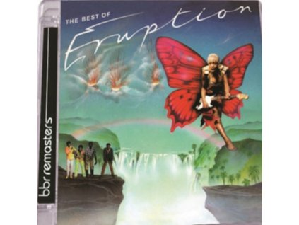 ERUPTION - The Best Of Eruption: Expanded Edition (CD)