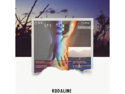 KODALINE - One Day At A Time (Deluxe Edition) (CD)