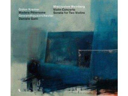 KREMER / GATTI / GEWANDHAUS - Mieczyslaw Weinberg: Violin Concerto & Sonata For Two Violins (CD)