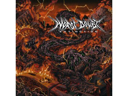 WORST DOUBT - Extinction (CD)