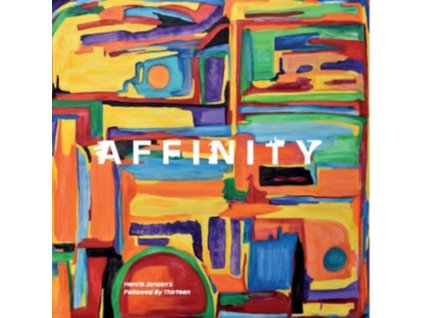 HENRIK JENSENS FOLLOWED BY THIRTEEN - Affinity (CD)