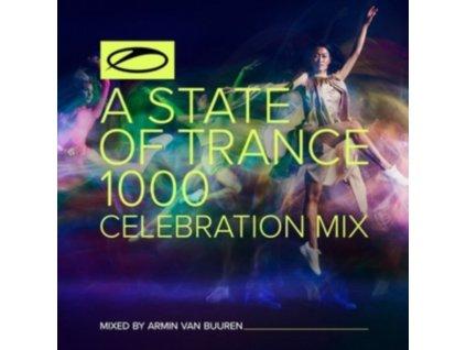 ARMIN VAN BUUREN - A State Of Trance 1000 - Celebration Mix (CD)