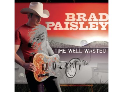 BRAD PAISLEY - Time Well Wasted (CD)