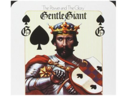 GENTLE GIANT - The Power And The Glory (CD + DVD)