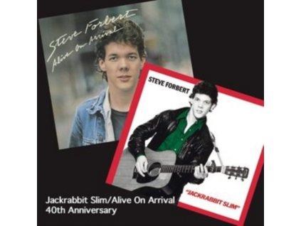 STEVE FORBERT - Jackrabbit Slim / Alive On Arrival (40th Anniversary Edition) (CD)
