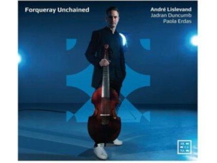 ANDRE LISLEVAND / JADRAN DUNCUMB / PAOLA ERDAS - Forqueray Unchained (CD)