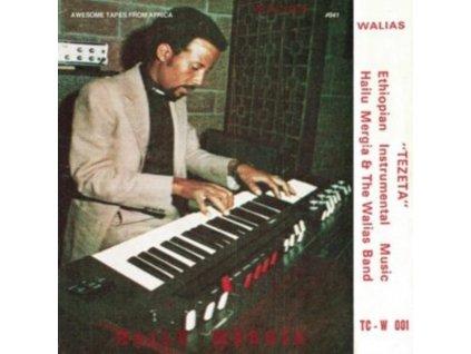 HAILU MERGIA AND THE WALIAS BAND - Tezeta (CD)
