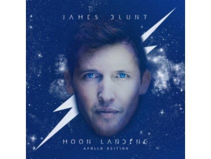 JAMES BLUNT - Moon Landing (Apollo Edition) (CD + DVD)
