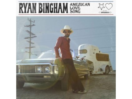 RYAN BINGHAM - American Love Song (CD)