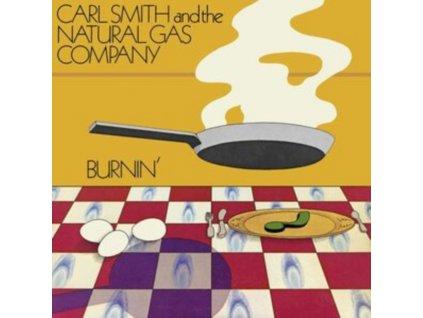 CARL SMITH AND THE NATURAL GAS COMPANY - Burnin (CD)