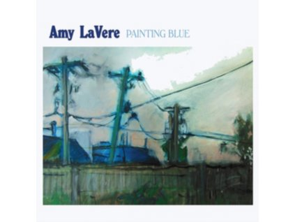 AMY LAVERE - Painting Blue (CD)