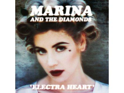 MARINA & THE DIAMONDS - Electra Heart (CD)