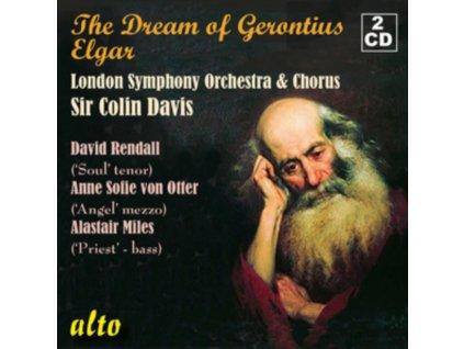 LONDON SYMPHONY ORCHESTRA & CHORUS / SIR COLIN DAVIS - Elgar: The Dream Of Gerontius. Op. 38 (CD)
