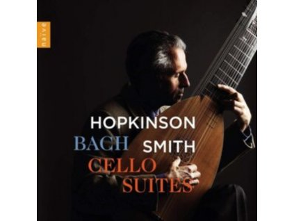 HOPKINSON SMITH - Cello Suites For Lute (CD)