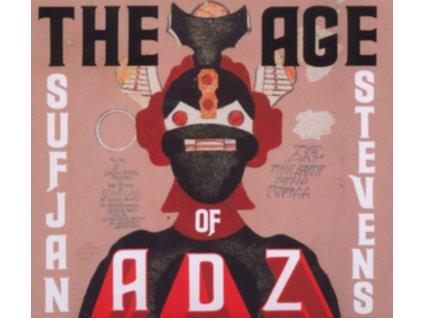 SUFJAN STEVENS - The Age Of Adz (CD)