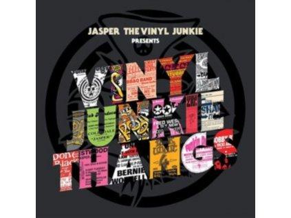 JASPER THE VINYL JUNKIE - Vinyl Junkie Thangs (CD)