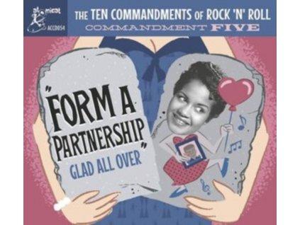 VARIOUS ARTISTS - Ten Commandments Of Rock N Roll 5 (CD)