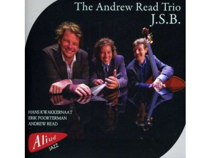ANDREW READ TRIO - J.S.B. - Piano / Drums And Double Bass (CD)