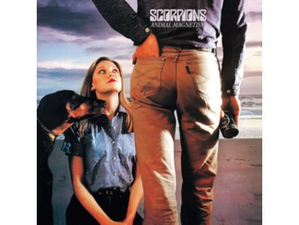 SCORPIONS - Animal Magnetism (50th Anniversary Deluxe Edition) (CD)
