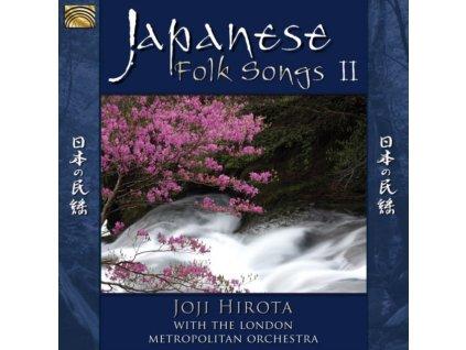 JOJI HIROTA - Japanese Folk Songs 2 (CD)