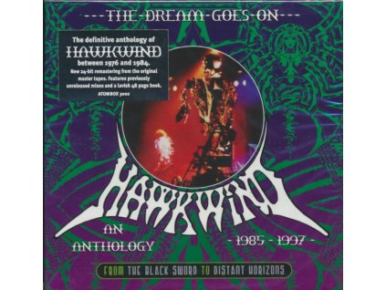 HAWKWIND - The Dream Goes On - From The Black Sword (CD)