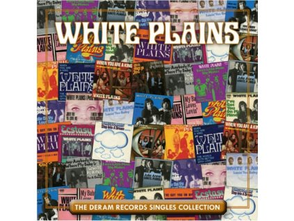 WHITE PLAINS - The Deram Records Singles Collection (CD)