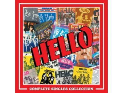 HELLO - Complete Singles Collection (CD)