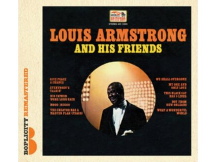 LOUIS ARMSTRONG - And His Friends (CD)