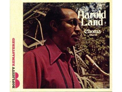HAROLD LAND - Chroma (Burn) (CD)