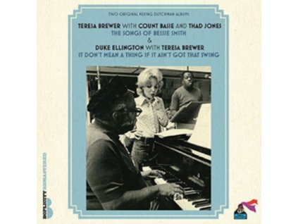 TERESA BREWER - With Count Basie And Thad Jones (CD)