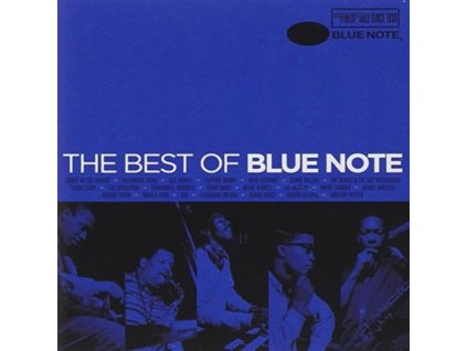 VARIOUS ARTISTS - Icon - The Best Of Blue Note (CD)
