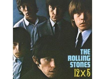 ROLLING STONES - 12 X 5 (CD)