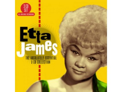 ETTA JAMES - The Absolutely Essential 3 Cd Collection (CD)