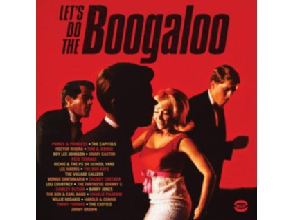 VARIOUS ARTISTS - LetS Do The Boogaloo (CD)
